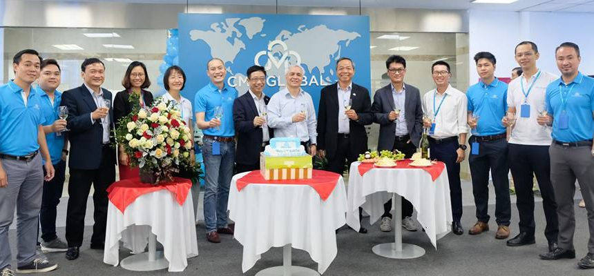 Happy 2nd birthday to CMC Global!