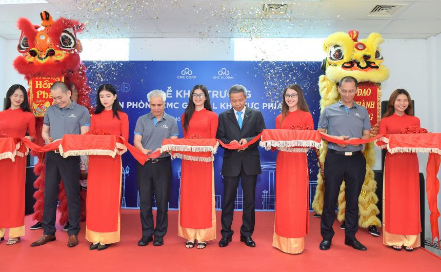 CMC Global opens new office in Ho Chi Minh City
