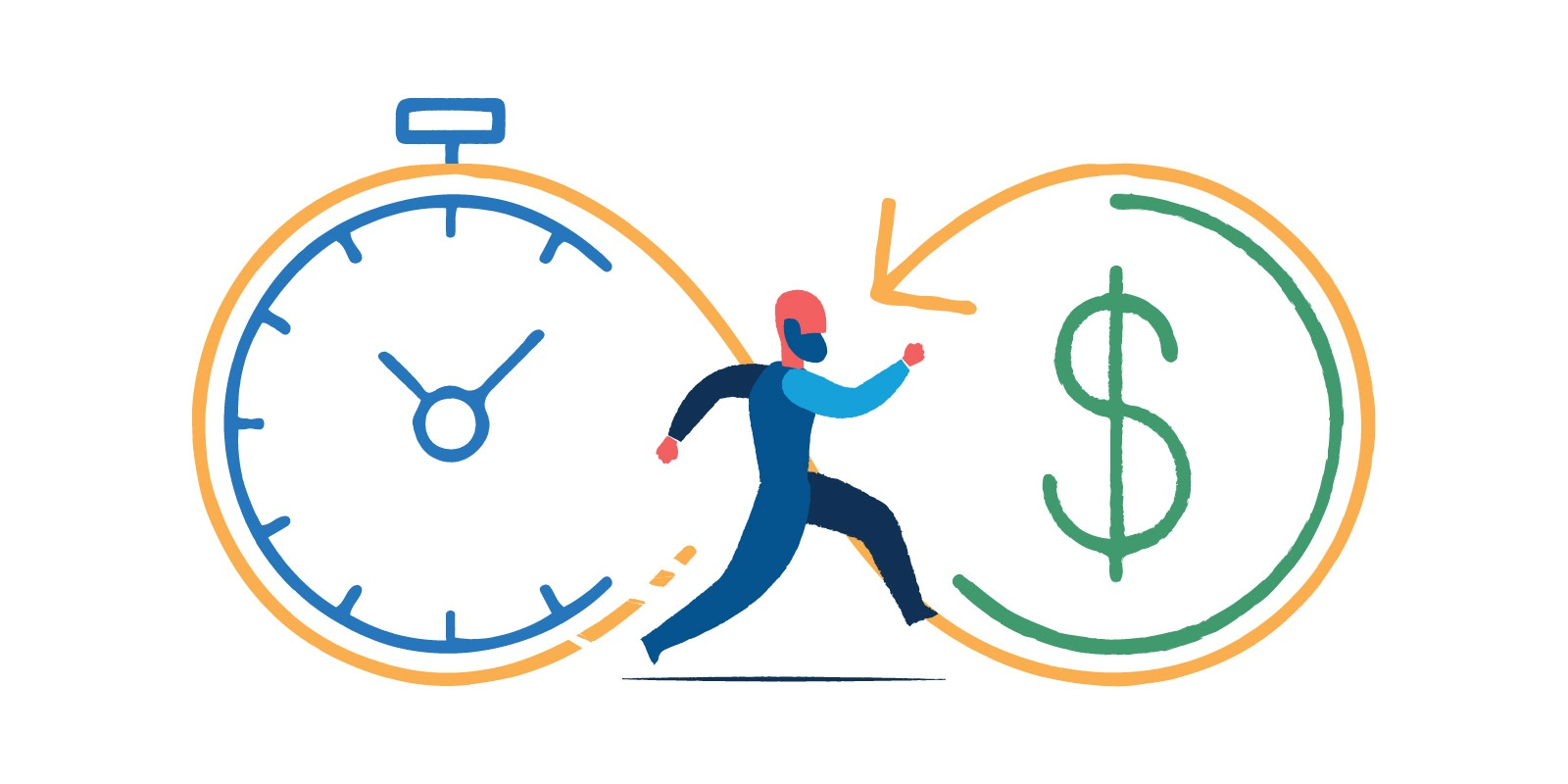 IT sevice management automates processes to save time and money involved in hiring extra labor.