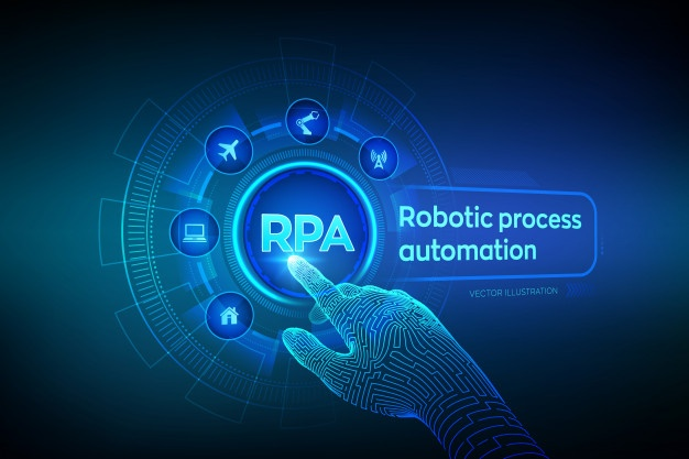 RPA can be the great idea for optimizing office resource
