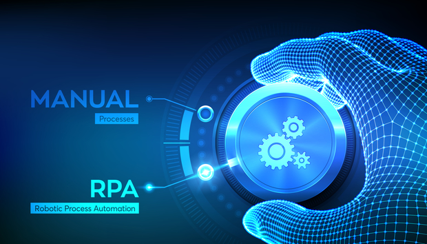 RPA: the solution to efficient office resource