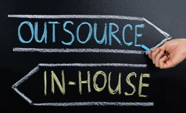 Inhouse Software Development vs Outsourcing compared