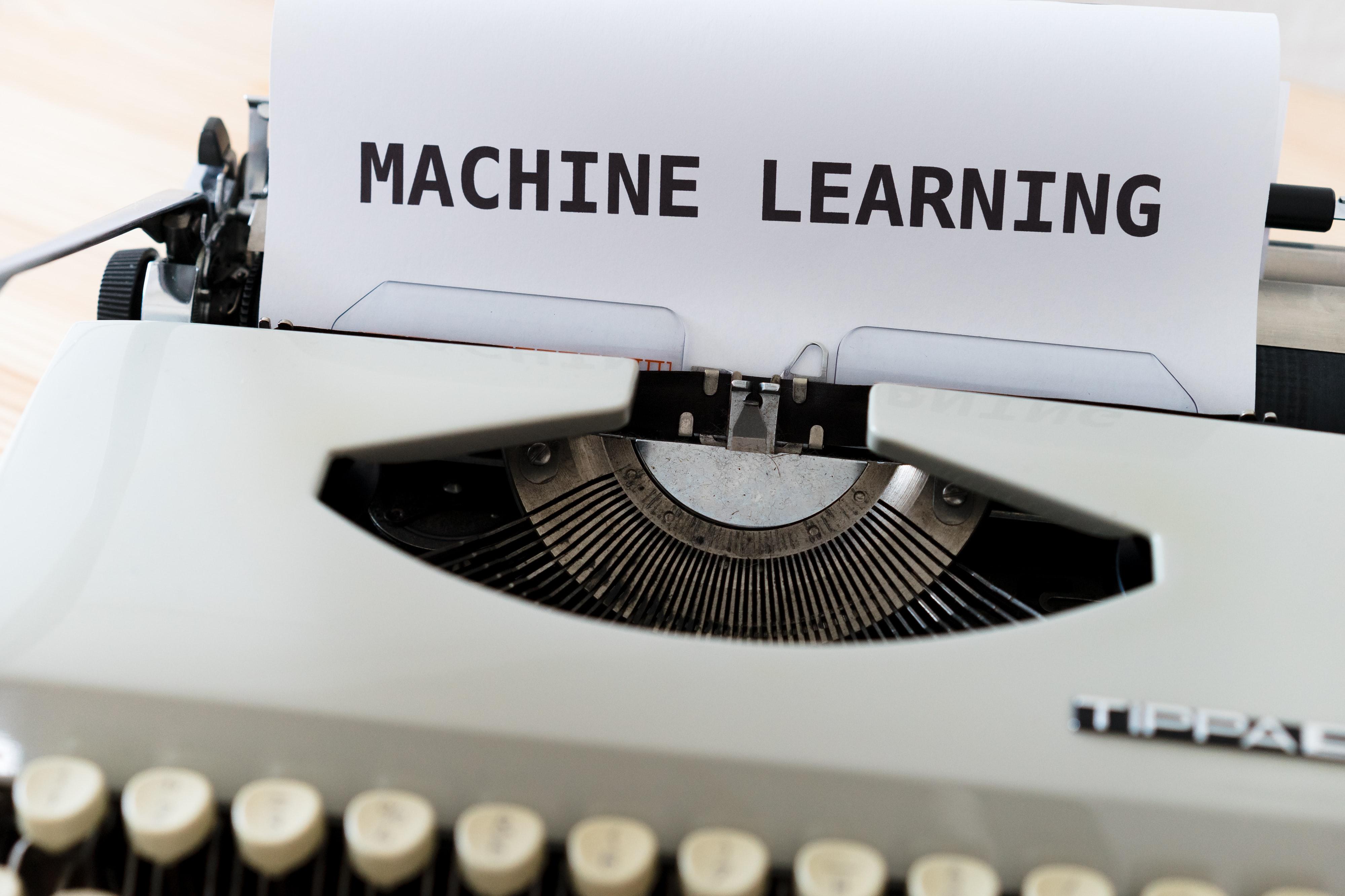 Machine learning technology