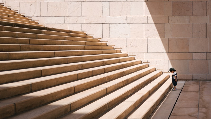 big steps and ambitious leads to patterns failure