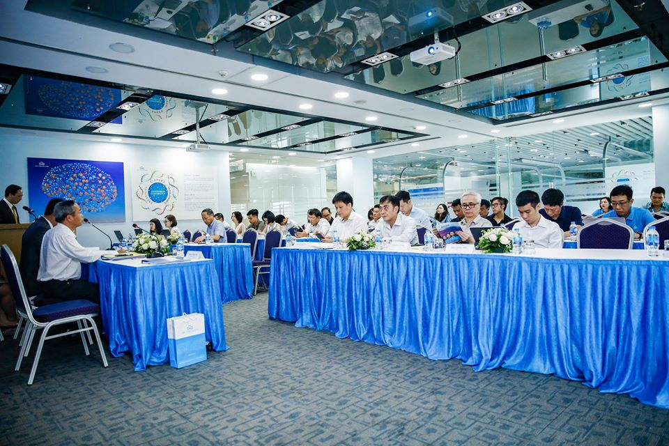 The 2020 Shareholders General Meeting of CMC on the morning of 15th July